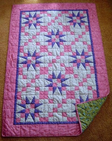 54 40 or Fight quilt