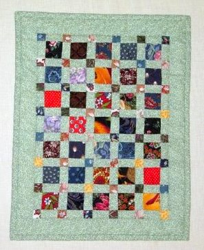 Charms and Sash 1 quilt