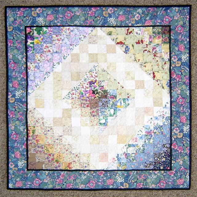 Watercolor Friendship Quilt
